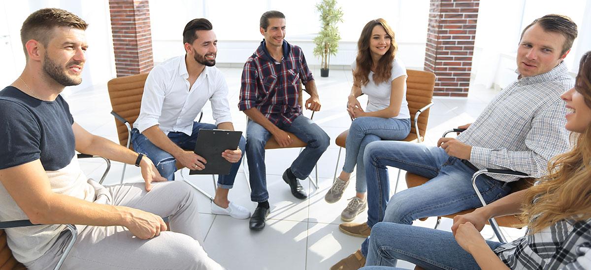 Schulungen und Impulse für ein gesundes Team - auch online!