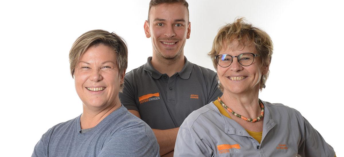 Unser sympathisches Team für Gesundheit in Ihrem Unternehmen